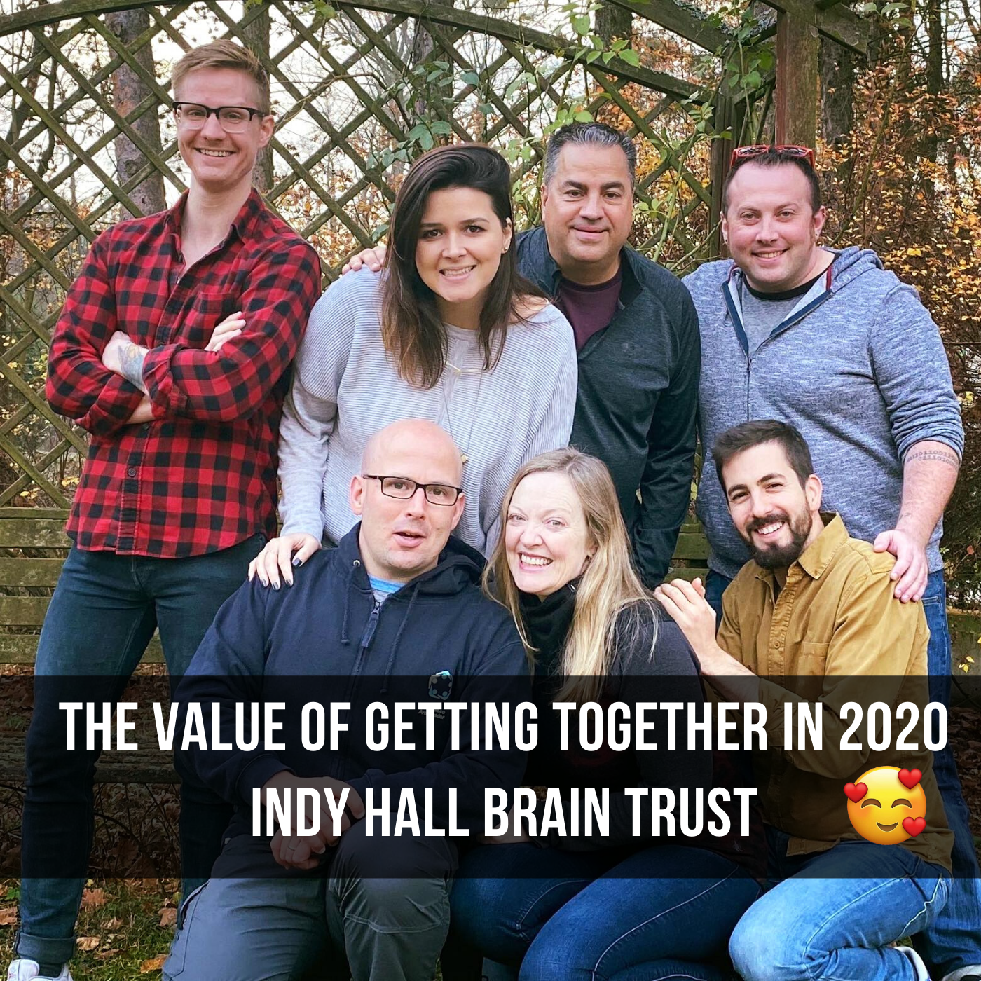 The Value Of Getting Together In 2020 – Indy Hall Brain Trust January 7, 2020 | By berniejmitchell